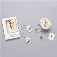 Girls First Communion Set by Roman
