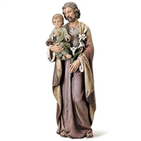 St Joseph and Child