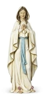 Our Lady of Lourdes 24""