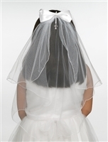 First Communion Veil - Jessica