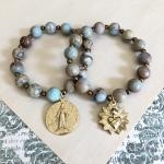 Sacred Heart or Miraculous Bracelet