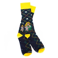 Saint Joseph Adult Socks