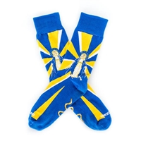 Our Lady of Grace Adult Socks