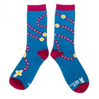 Rosary Adult Socks