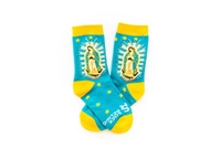 Our Lady of Guadalupe Kids Socks