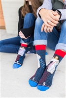 Divine Mercy Socks Adult Size