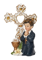 "4"" First Communion Cross"