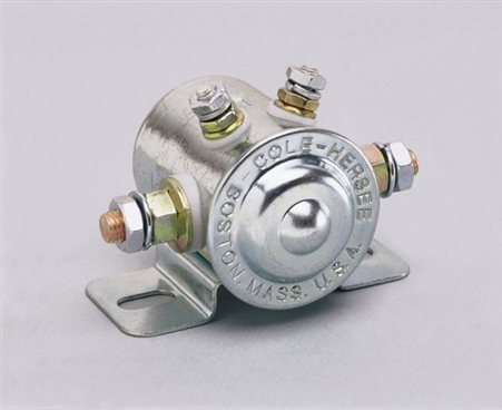 24213 - 12V Continuous Duty Solenoid 200 amp