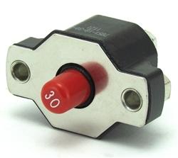 Klixon 7851 and 7854 Series circuit breakers
