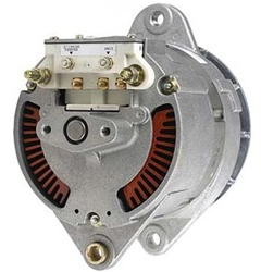 leece neville 2824lc alternator rh ase supply com Penntex Alternator Wiring Diagram Bosch Alternator Wiring Diagram