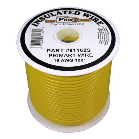 PI 81162S 2?1530097648 pi 81162s 16 awg yellow primary wire