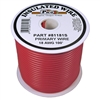 PI-81181S  18 AWG Red Primary Wire