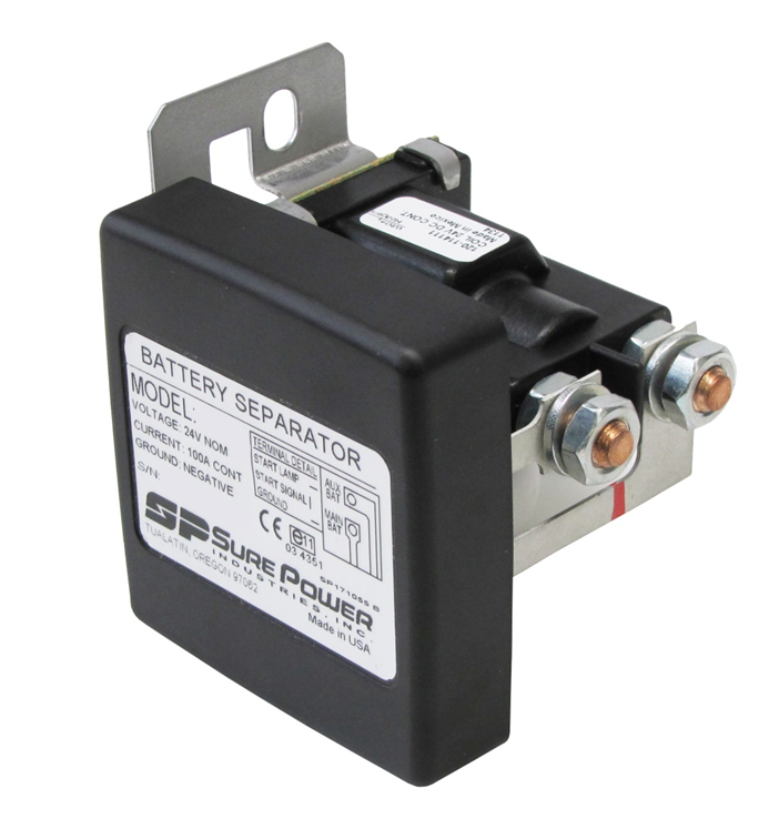 Pollak Battery Disconnect Wiring Diagram