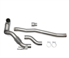 "034Motorsports 3"" Cast Stainless Steel Downpipe"