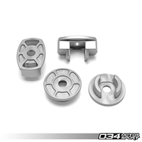 034Motorsport Billet Aluminum Rear Subframe Mount Insert Kit