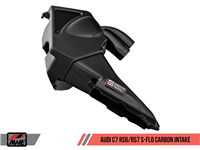 AWE S-FLO Carbon Intake for Audi C7 RS7