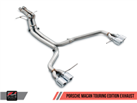 AWE Touring Edition Exhaust System for Porsche Macan S / GTS / Turbo