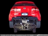 AWE Track Edition Exhaust for MK6 Golf R