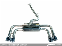 AWE Tuning Audi S3 Track Edition Exhaust