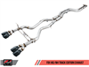AWE Non-Resonated Track Edition Exhaust for BMW F8X M3 / M4