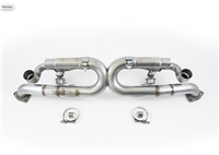 AWE SwitchPath Exhaust for Porsche 991 - Non-PSE car - No Tips