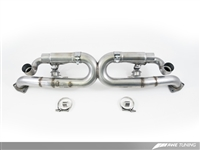 AWE SwitchPath Exhaust for Porsche 991 - Non-PSE car