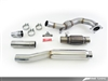 AWE Performance Downpipe for MK6 Golf R