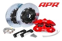 APR By Brembo GT Front Big Brake Kit - 2 Piece Type 3 Slotted Rotors (380x34)