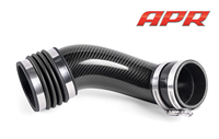 Carbon Fiber Turbo Inlet Pipe