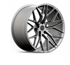 CM10 Brushed Gloss Titanuim 20x9.5 et18 5x120