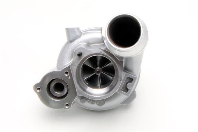 IS38 Hybrid Turbocharger Upgrade