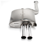 Dinan Free Flow Stainless Exhaust