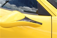 Novitec Carbon Fiber Mirror Cover Pieces