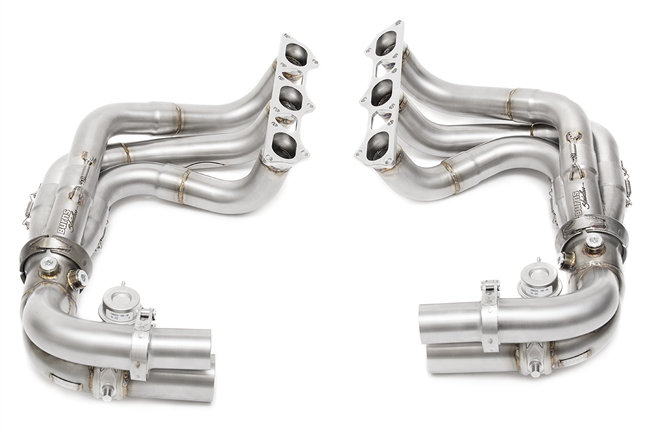 Fabspeed Long Tube Competition Race Header System