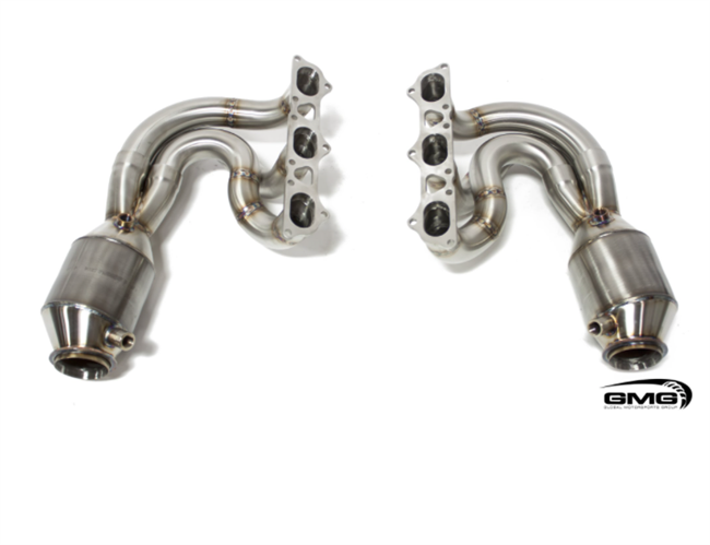 GMG Racing Long Tube Headers 991 GT3/GT3RS