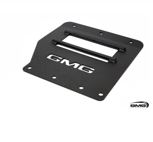 GMG Racing Porsche GMG Sub Strap Mounting Plate