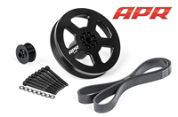 APR Supercharger Dual Pulley Upgrade Kit