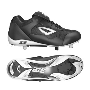 3N2 Pro Metal Classic Low Baseball Spikes