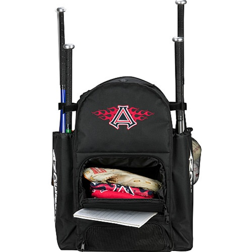 Anderson BatPack - Baseball   Softball Backpack  75cda18edc79