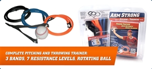 Arm Strong Complete Pitching and Throwing Trainer