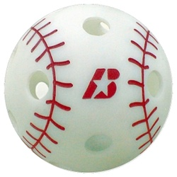 Baden Big Leaguer Plastic Training Balls - Dozen