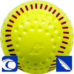 Baden FeatherLite™ Training Softballs - Dozen