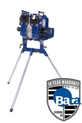 Bata-1 Twin Pitch Pitching Machine, Baseball & Softball Models