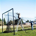 BCI IRON HORSE Batting Cage Net & Frame