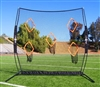 Bownet QB5 Portable Football Practice Net