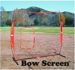 Bownet 7x7 Portable Softball Screen