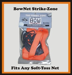 Bownet Strike Zone Target Attachment