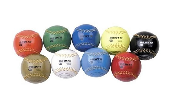 Weighted Training Baseballs Set Hittingworld Com