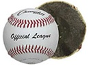 Champion OLB5 Official League Baseballs - Dozen