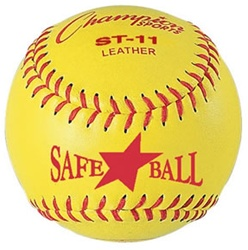 Champion Safety Softballs - Dozen